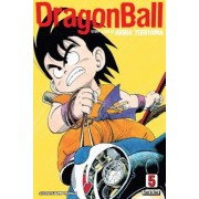 Dragon Ball, Vol. 5 (Vizbig Edition): The Fearsome Power of Piccolo, Paperback