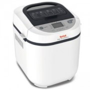 Хлебопекарна Tefal PF250135, Pain & Tresors, 20 автоматични програми, 610-700 W, Бяла