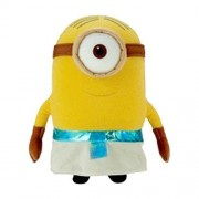 """Despicable Me """"The Minions"""" 2015 Official Movie Egyptian Minion Plush Toy"""