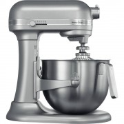KitchenAid 5KSM7591XBSM Heavy Duty 6.9L Stand Mixer Silver Metallic