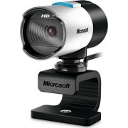 Camera Web Microsoft LifeCam Studio, HD, Gri