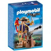Комплект Плеймобил 6684 - Капитан на пиратите - Playmobil, 291226