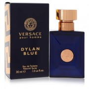 Versace Pour Homme Dylan Blue For Men By Versace Eau De Toilette Spray 1 Oz