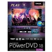 Cyberlink PowerDVD 18 Ultra (elektronikus licenc)