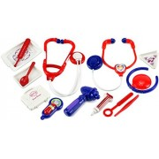 Little Doctor Pretend Play Toy Medical Doctor Kit Play Set, Perfect For Role Playing
