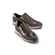 Walbusch Reißverschluss-Sneaker Glitzermix