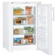 Congelator Liebherr GP 1376,103 L, SmartFrost, Control taste, Display, SuperFrost, 4 sertare, H 85.1 cm, A++, Alb