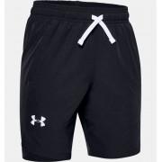 Under Armour Boys' UA Woven Shorts Black YXL