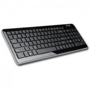 Клавиатура Keyboard DELUX DLK-1500 USB, Multimedia Function, Black, Retail, Bulgarian - DLK-1500/USB/BLACK/BULG