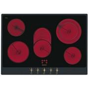 SMEG P875AO beépíthető üveg kerámia főzőlap - antracit