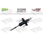 Valeo Cylindre émetteur, embrayage FTE CLUTCH ACTUATION 2113315 Valeo 2113315