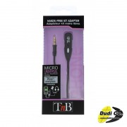 Tnb hands free adapter 0.8m