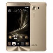 asus zenfone 3 deluxe ZS550KL dual SIM telefono movil con 4G RAM 64GB ROM - oro