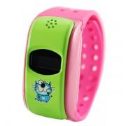 Ceas Star smartwatch City silicon pink cu GPS pt copii