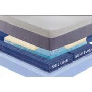 "Sensair Stratus Cal King 11"" thick 6 chamber sleep air adjustable mattress"