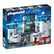 Playmobil Esquadra de Polícia com Prisão