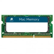 Corsair CMSA8GX3M1A1333C9 Modulo de Memoria DDR3 8Gb 133 SODIMM para Mac, Color Verde