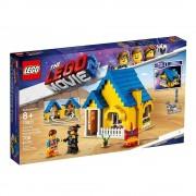 Lego Set LEGO Movie Casa de los Sueños/Cohete de Rescate de Emmet 70831
