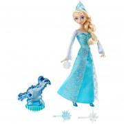 Diseny Princess Frozen Elsa Magica De Hielo