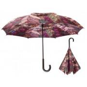 Pathway in Monets Garden - parasol odwrotny Galleria
