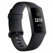 Fitbit Fitness Náramek Fitbit Charge 3 Graphite/black