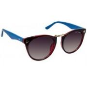 David Blake Cat-eye Sunglasses(Grey)