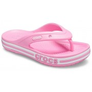 Crocs Bayaband TeenSlippers Kinder Pink Lemonade 29