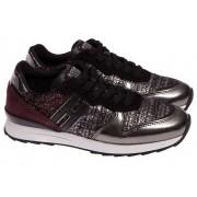 Hogan Rebel Sneakers Silver