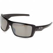 Oakley Double Edge Polished Black - Prizm Black Polarized¡