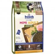 Bosch -5% Rabat dla nowych klientówbosch Adult Mini Poultry & Millet, drób i proso - 3 kg Niespodzianka - Urodzinowy Superbox! Darmowa Dostawa od 89 zł i Promocje urodzinowe!