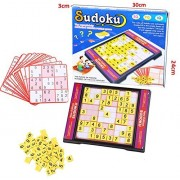 Rose International Sudoku 0141Y Board Games for Kid & Adult Completely Addictive Number Puzzle Game Educational Toy