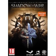 Middle-Earth: Shadow of War Gold Edition PC Steam CDkey / Download