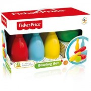 Детски комплект за Боулинг Fisher Price, 8690089018038
