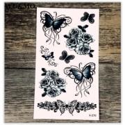 Tetovanie Butterfly