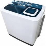 Masina de spalat rufe semiautomata Heinner HSWM-AD65BL 6.5 Kg 4.6 Kg Alb-Albastru