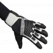 REVIT! Handschuhe Revit Sand 3 Schwarz-Silber