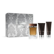 Dolce & Gabbana The One 100ml Apă De Toaletă + 50ml Gel de duș + 75ml After Shave Balsam Iv Set