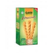Giuliani Spa Giusto Intrecciati Grissini Senza Glutine 180g