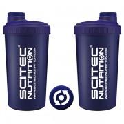 Shaker Scitec Nutrition modrý 700ml