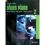 Schott Blues Piano Bd.2 Libros didácticos