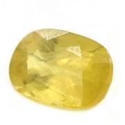 Jaipur Gemstone 9.5 -Ratti IGL&I Yellow Yellow Sapphire (Pukhraj) Precious Gemstone