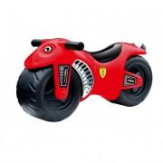 Lábbal hajtós motorkerékpár, piros