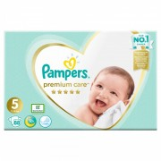 Scutece Pampers Premium Care 5 Mega Box, 88 buc/pachet