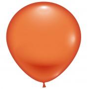 Balon jumbo portocaliu 65 cm