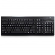 Teclado Genius KB-125 PS2-Negro