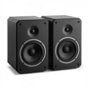 Numan Octavox 702 MKII - två-vägs-kompakthögtalare par svart