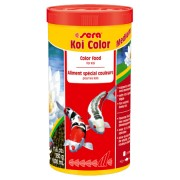 Sera Koi Color Medium 1L, 360gr, 7021, Hrana pesti iaz granule