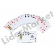 Set carti de joc Poker Club - albastru