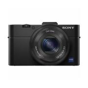 Sony Cyber-shot DSC-RX100 M2 Black crni Digitalni fotoaparat s integriranim objektivom Carl Zeiss Vario-Sonnar T 10.4-37.1mm f/1.8-4.9 Digital Camera RX100 II RX-100 DSCRX100M2 DSCRX100M2.CE3 DSCRX100M2.CE3