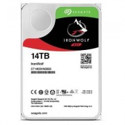 Seagate IronWolf ST14000VN0008 HDD 14TB interno 3.5 SATA 6Gb s 7200rpm 256Mb